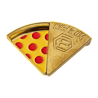 PIZZA SLICE BALL MARKER